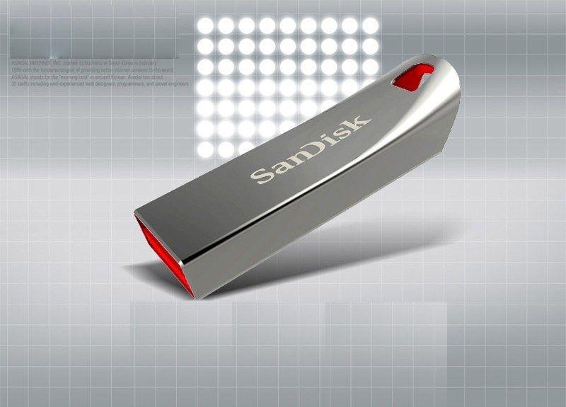 Original SanDisk USB Flash Drive CZ71 USB 2.0 pendrive