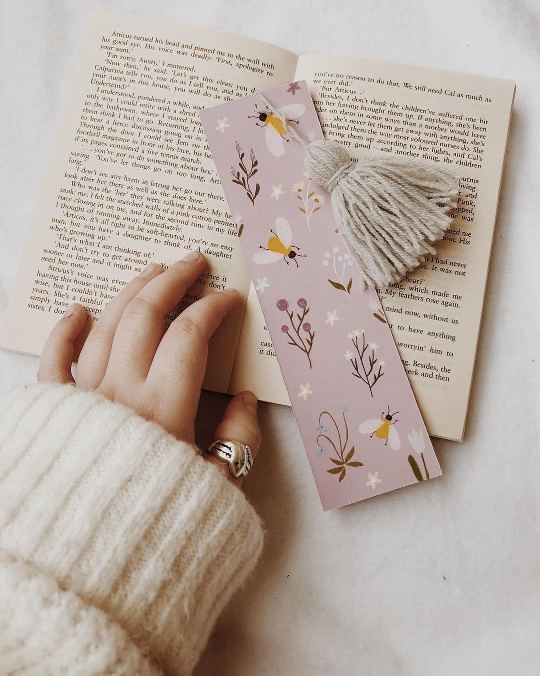 Purplemoonshadow For More Bookmarks Handmade Creative Bookmarks Bookmark Craft