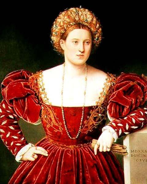 Страсти по Ренессансу   Мода 16 века  Италия  | ✿ GREEN +