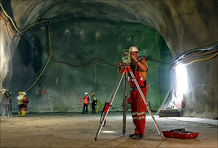 tunnel worker - Google Search