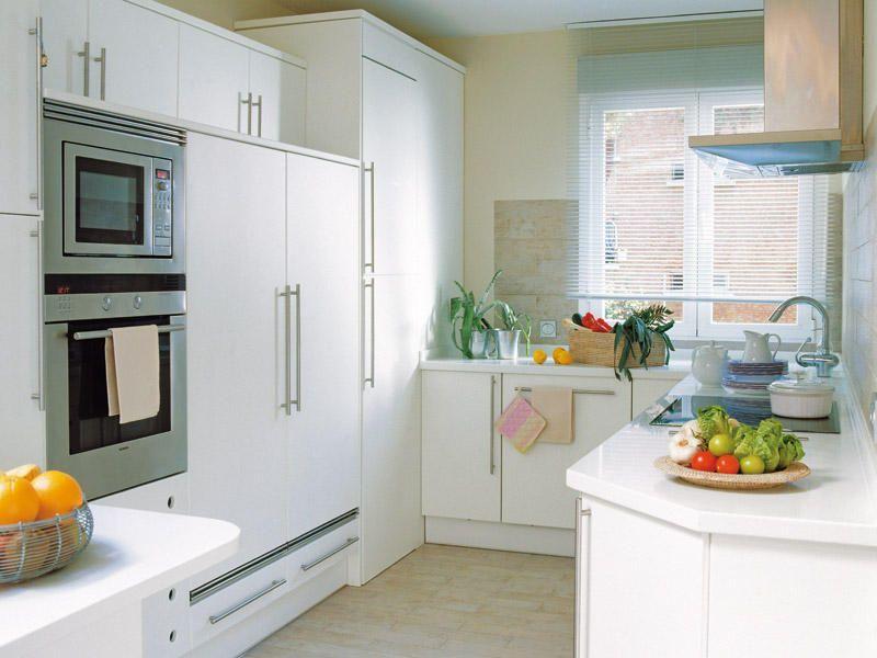 Distribuciones De Cocinas | La Distribucion Perfecta Para Tu Cocina Cocinas Cocina Office Y