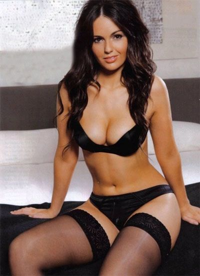 Topic jennifer metcalfe lingerie remarkable, rather