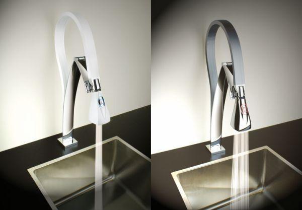 Hi tech kitchen faucets for trendy homes Hometone | kitchen faucet ...