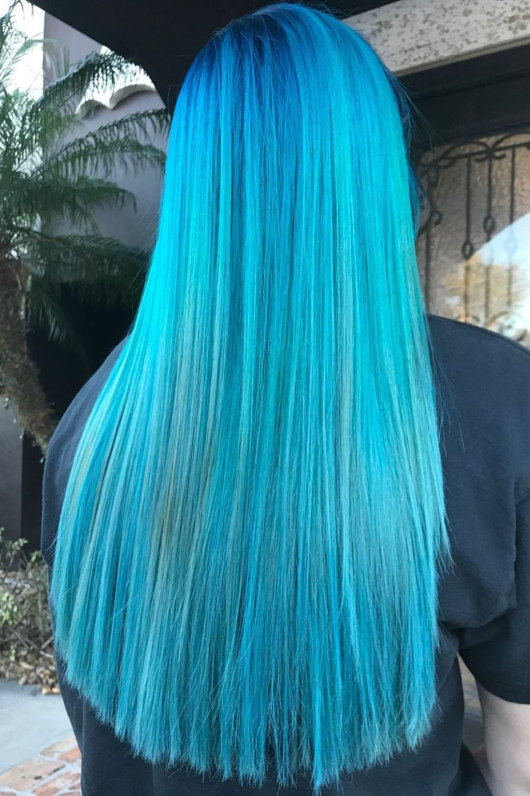Lexigonzalez20 Bright Blue Hair Light Blue Hair Dye Dyed Hair Blue