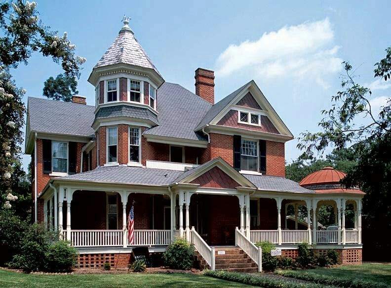I Also Like Red Brick Houses. I Guess Because I Grew Up In One.