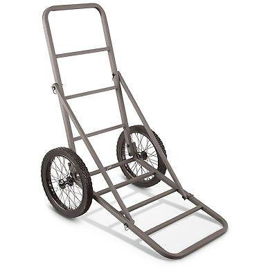 Game Carts Gambrels And Hoists 177888 Deer Cart Game Hauler Utility