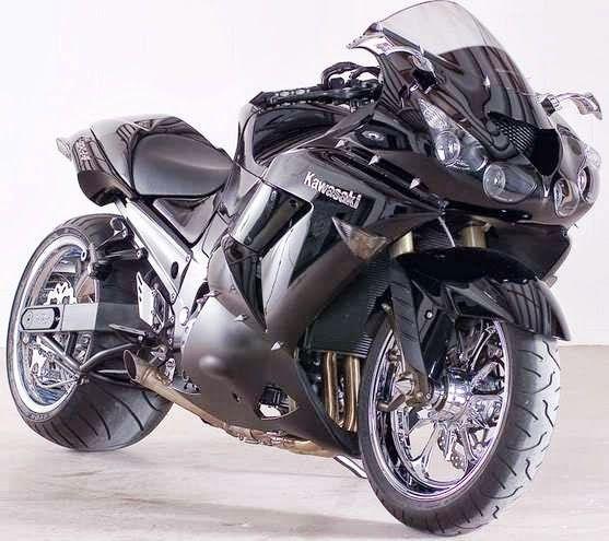 Kawasaky Zx14 | StreetFighter Motorcycle | Kawasaki bikes