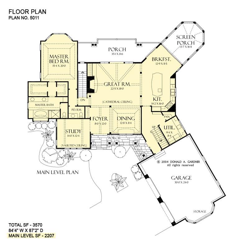 Solstice Springs House Plans Donald Gardner Series Spartan Homes Inc