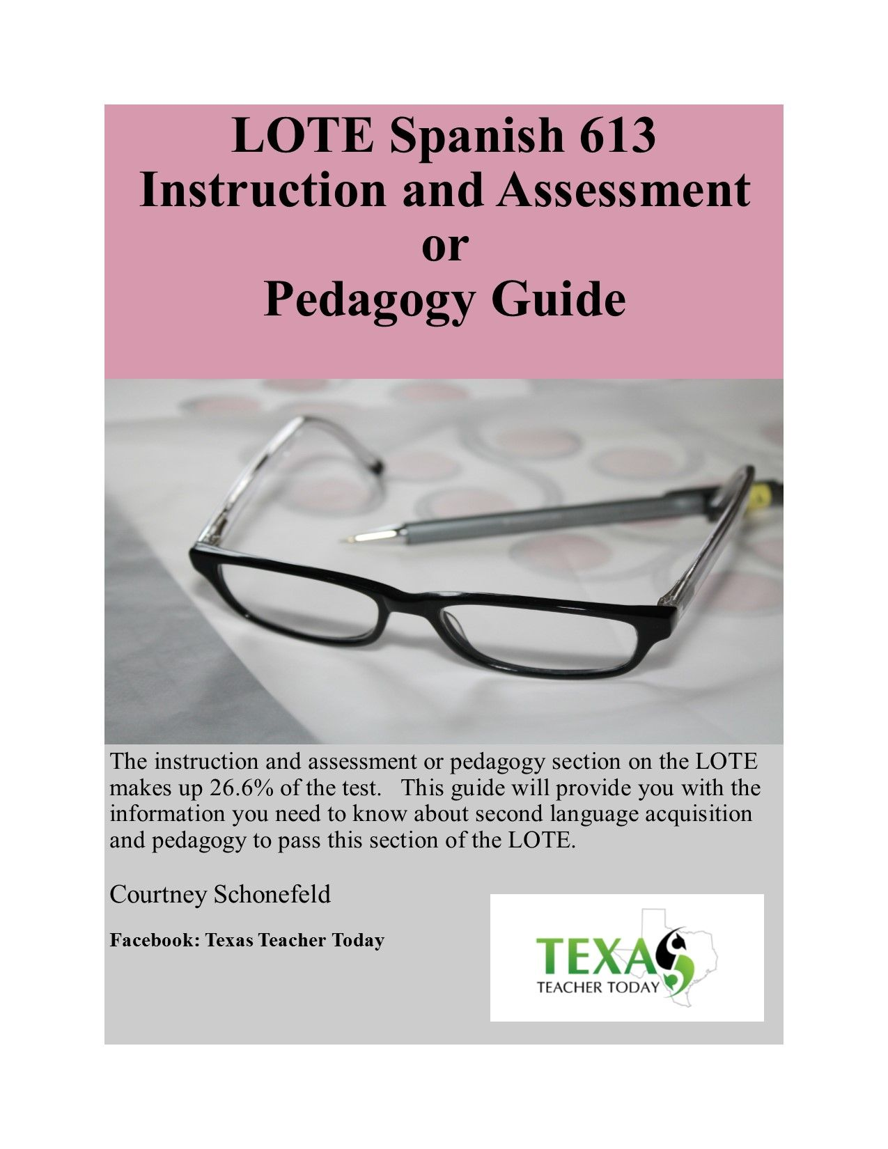 The instruction and assessment pedagogy portion of the lote teacher 1betcityfo Gallery