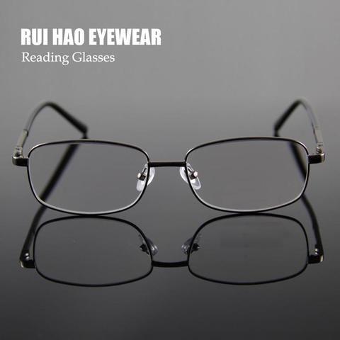 381ea3d0f23c Reading Eyeglass Clear Presbyopic Glasses Spectacles UV CR-39 Lens HMC Coating  Unisex Eyewear Goggles Strength +1.00 ~ +4.00