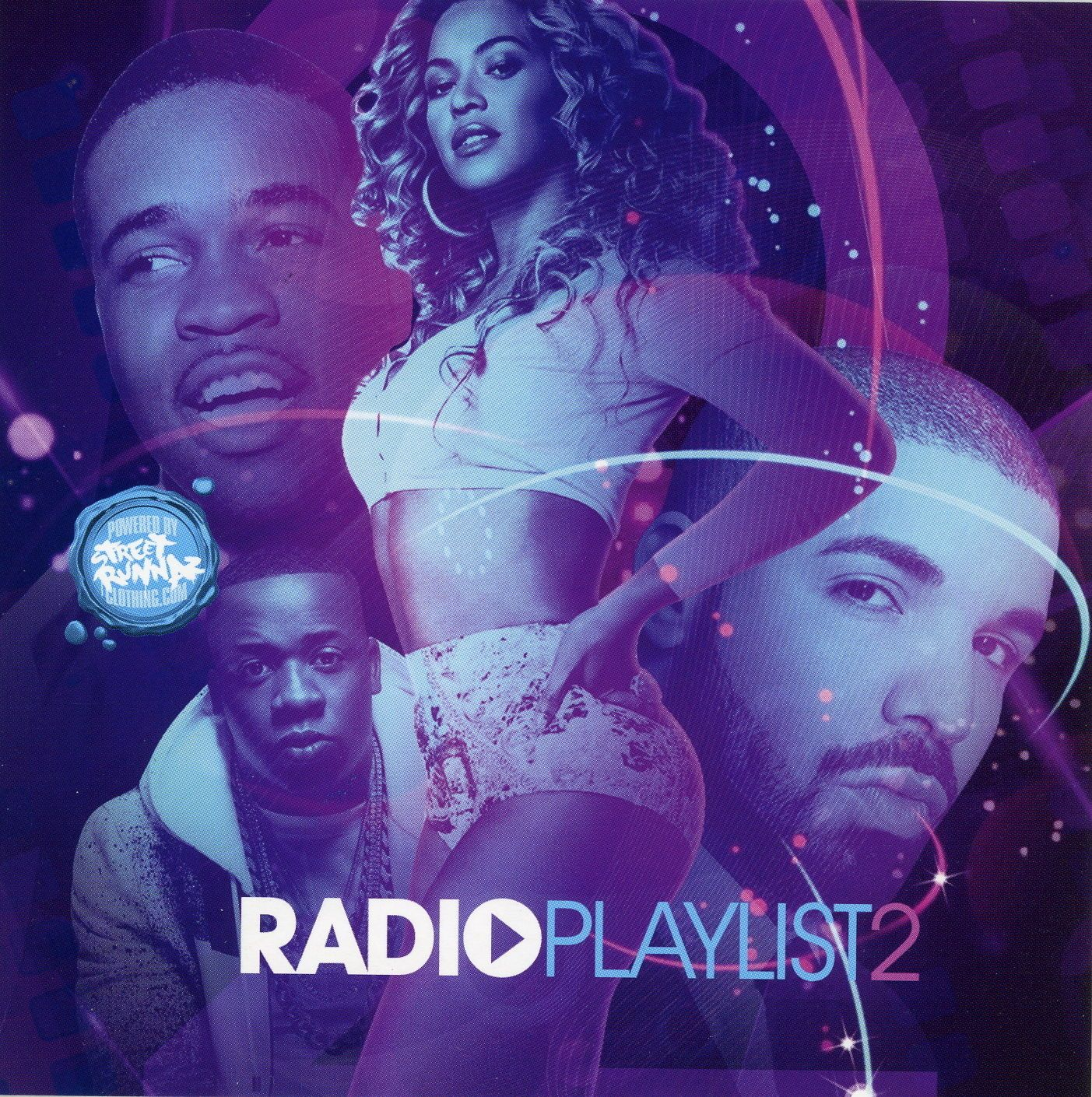Radio Playlist 2 Various Artist (Mix Cd) Pop Hip Hop Rap Rnb Dj Use