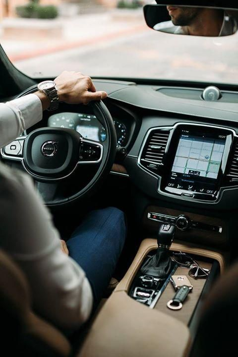 2017 Volvo Xc90 Luxury Suv Volvo Cars