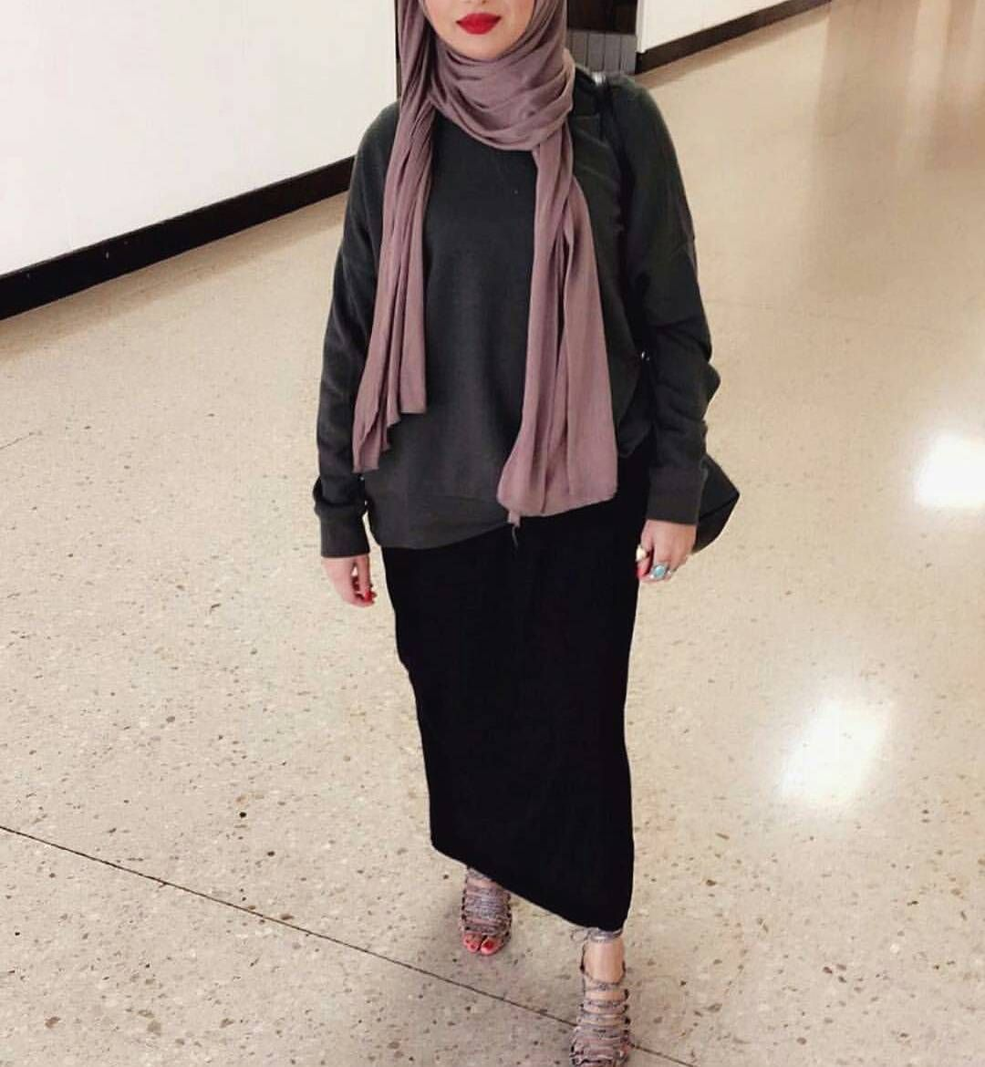 Hijab Fashion Style Instagram