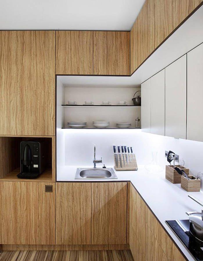 photos cuisine bois  la preuve que les cuisines en bois sont