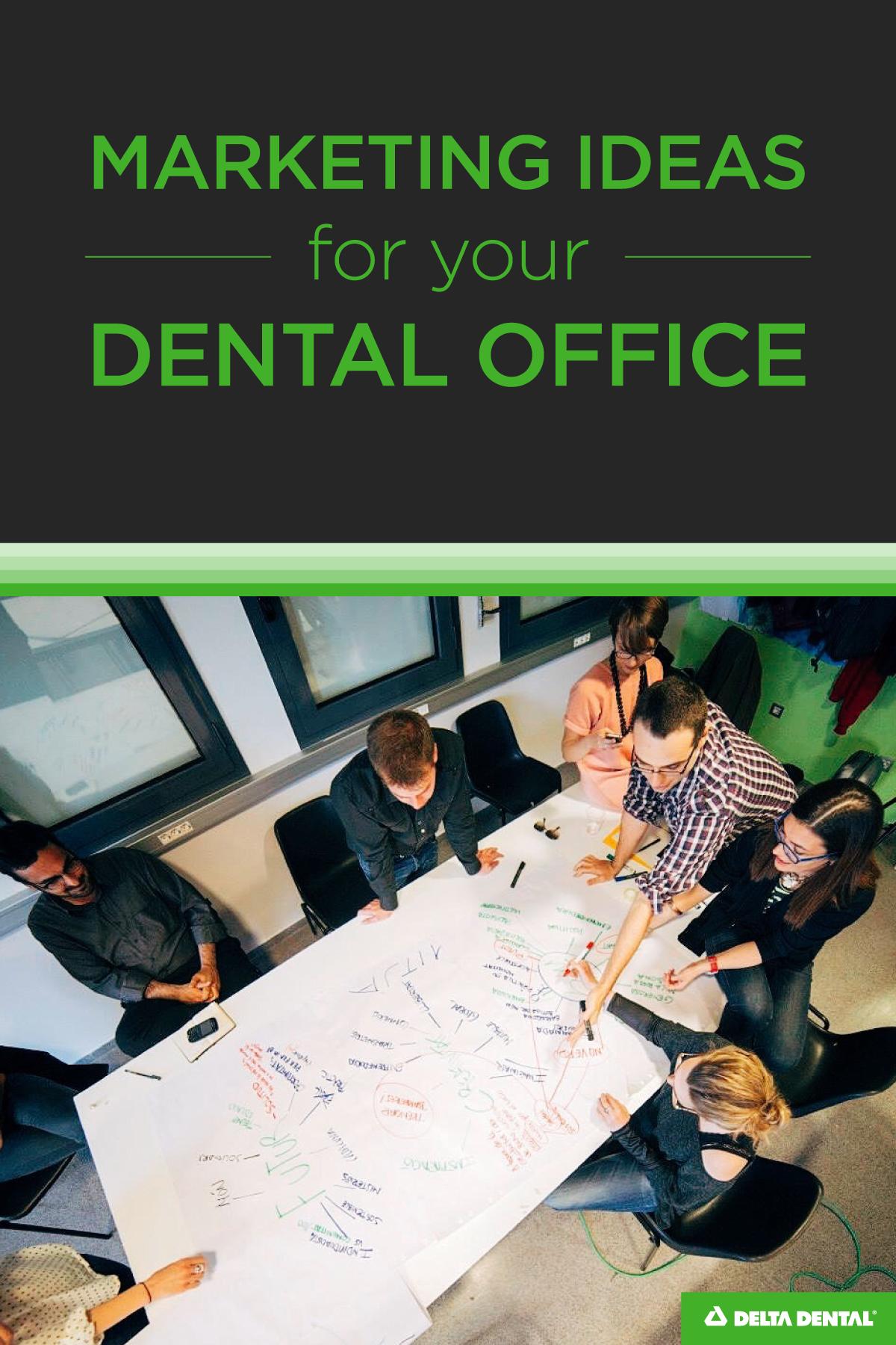 Marketing Ideas For Dental Offices Con Imagenes Dental