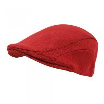 Kangol Tropic 507 Cardinal Hat-guys look so dashing in this style ... c85dcfa77c11