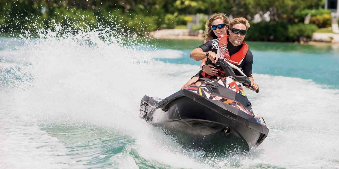 New 2016 Sea-Doo Spark 3up 900 H O  ACE W/ IBR & Convenience