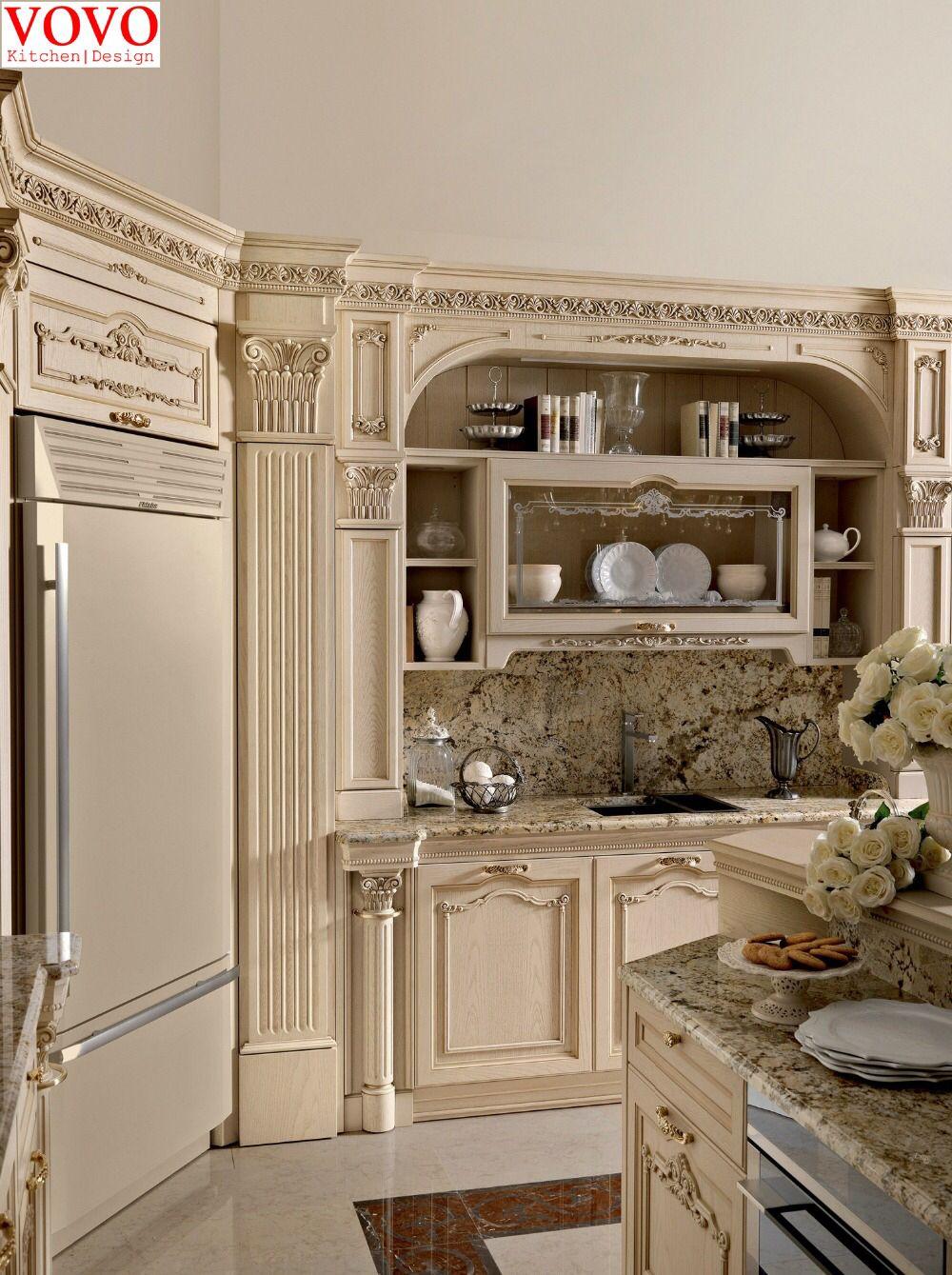 White solid ash kitchen cabinet   Ash kitchen cabinets ...