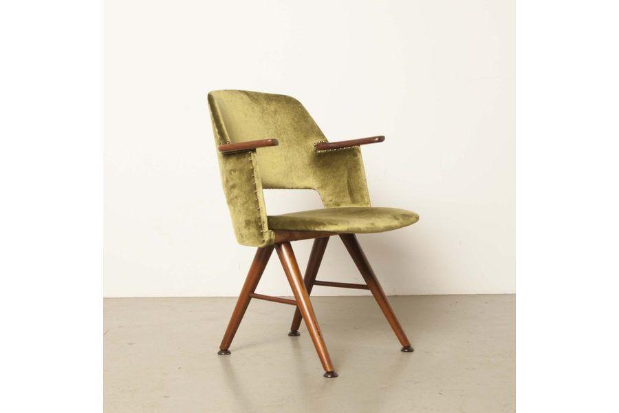 Best Fe 30 Armchair By Cees Braakman For Pastoe In 2020 400 x 300