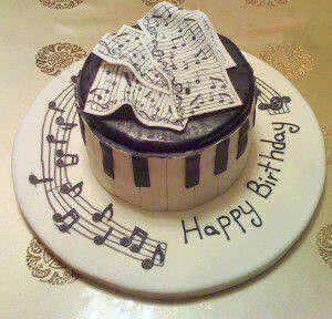 Music Lyrics Cakehmmm This May Be My Dads Next Birthday Cake