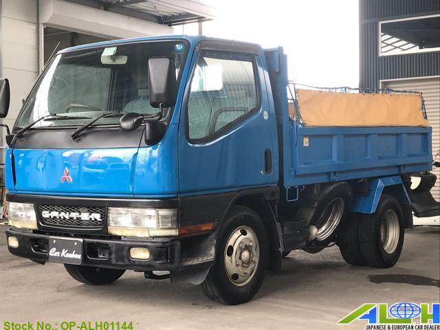 2001 Mitsubishi Canter 3ton High Deck Dump Truck Kk Fe53eb In 2020 Mitsubishi Canter Used Trucks For Sale Mitsubishi