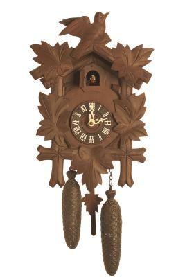 70558940765 Como consertar um relógio cuco fabricado na Alemanha