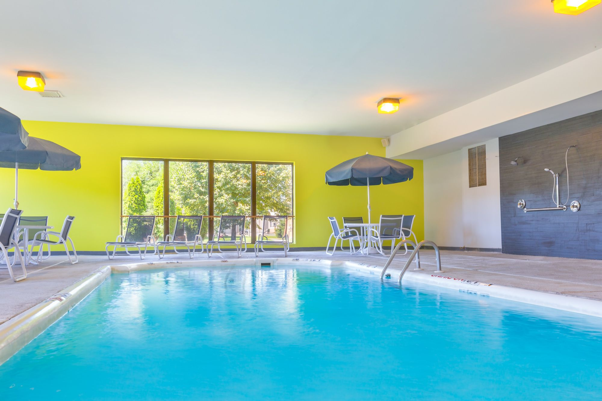 It S Always The Perfect Temperature In Our Pool At The Holiday Inn Express Suites Mt Holly Nj Tnpk Exit 5 Hotel Holiday Inn Six Flags Great Adventure