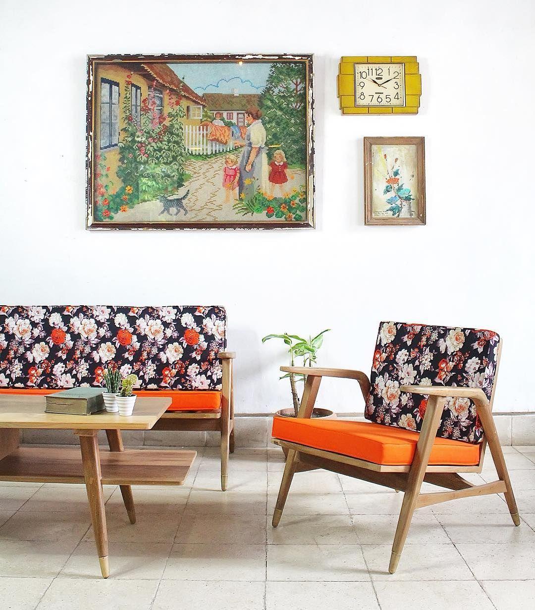 Ruang Tamu Unik Bergaya Klasik Vintage Ruang Tamu Minimalis