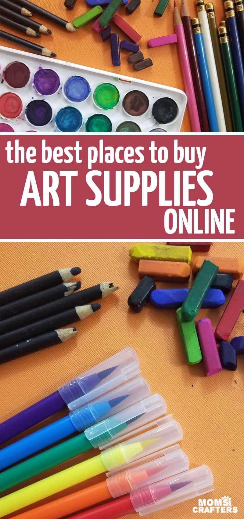 Best Online Art Supply Stores Art Supply Stores Art Supplies