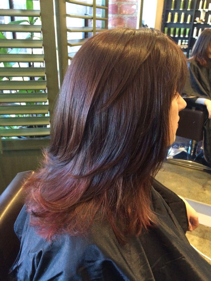 Mahogany Hair Color Schwarzkopf Hair Color Hair Color Mahogany Rich Chocolate Hair Color
