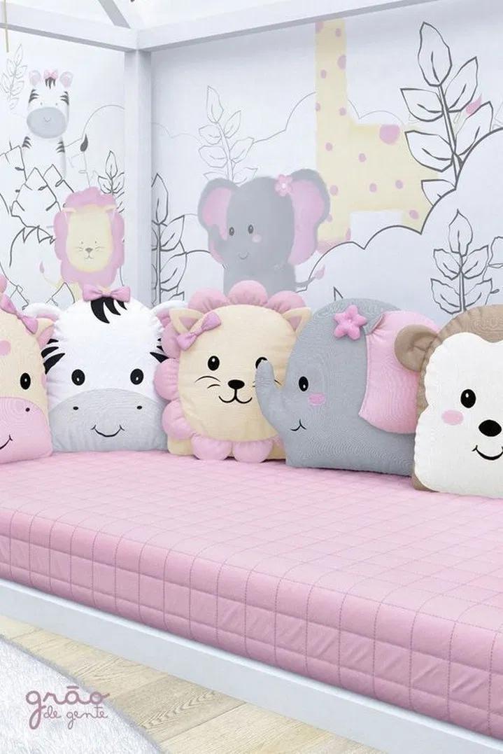 Cuscini Decorativi Per Bambini.9 Awesome Girl Bedroom Designs That Are Fun And Cool 1 Nel 2020