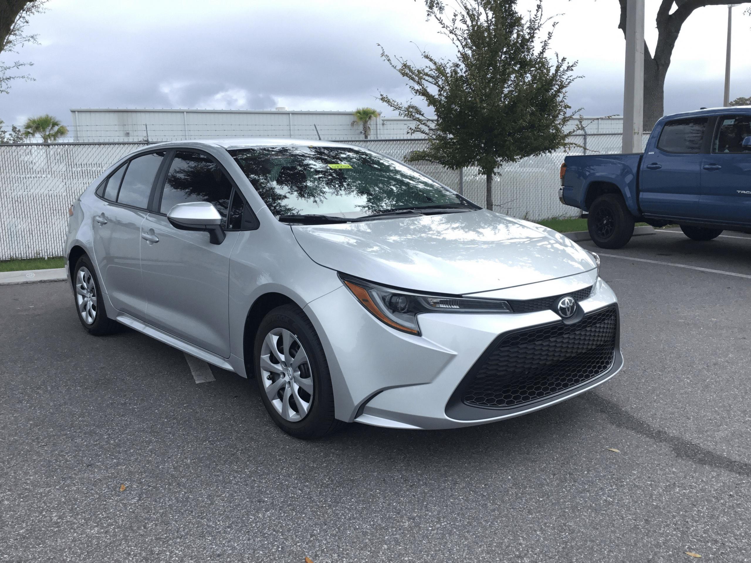 2020 New Toyota Wish Interior