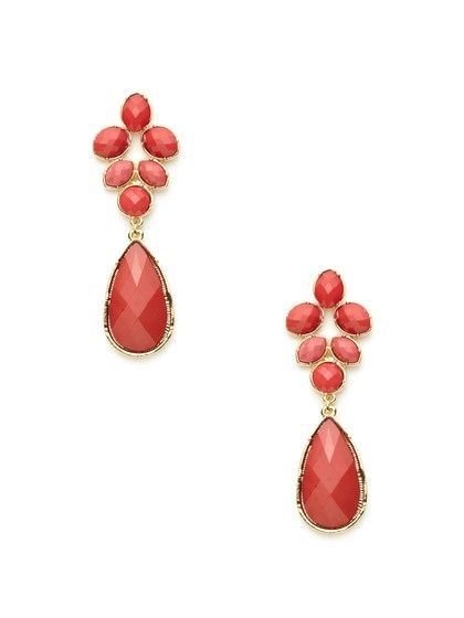 Or coral Jewelry, also great for summer!