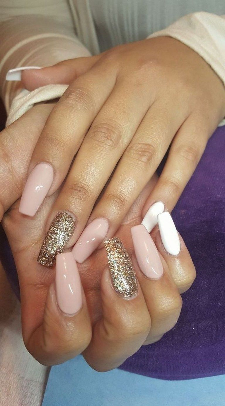✔ 30+ most sexy and trendy prom and wedding acrylic nails and matte nails for this season 50