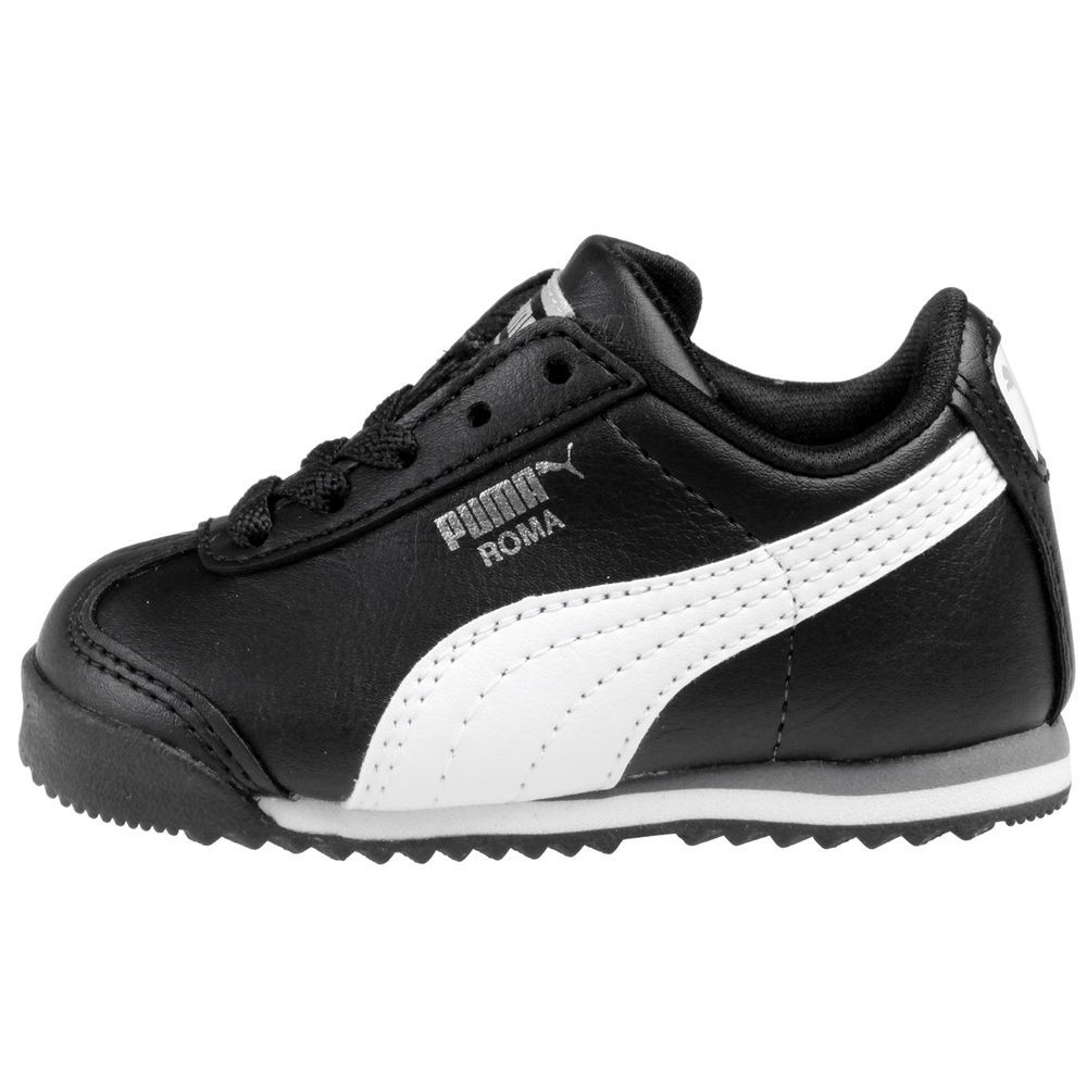 black puma shoes for kids