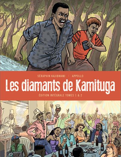 """""""Les Diamants de Kamituga"""" es un cómic basado en una historia verdadera que nos introduce en la vida de los habitantes de la República Democrática del Congo. Este testimonio de abrumadora sinceridad es portador de un mensaje fundamental en la lucha contra el SIDA. Todos los beneficios del cómic serán donados a la asociación congoleña SOS SIDA http://www.sossida.org/ http://wp.me/p3sGXf-27p"""