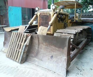 Sheng Weng Heavy Equipment & Parts Trading : Used Caterpillar D6C