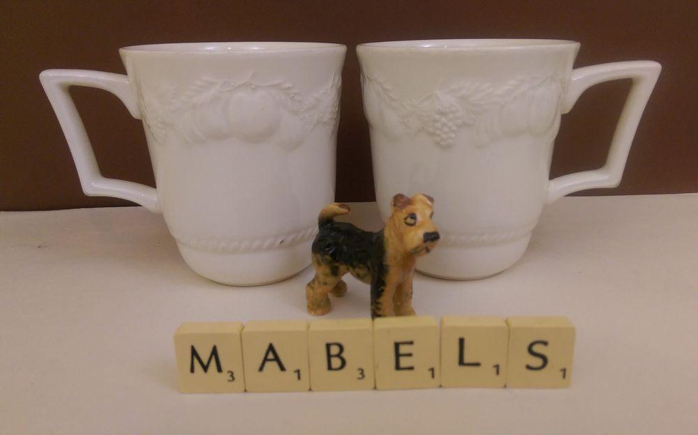 Bhs ~LINCOLN~ mugs x 2 & Bhs ~LINCOLN~ mugs x 2 | Mabelu0027s Tableware | Pinterest | Bhs ...