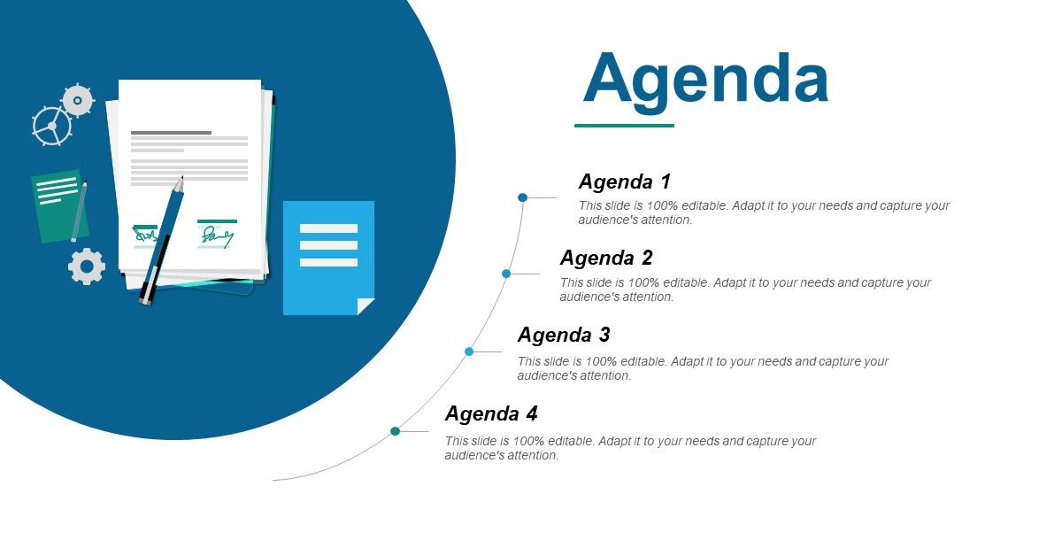 Looking For A Perfect Agenda Powerpoint Slide Download Our