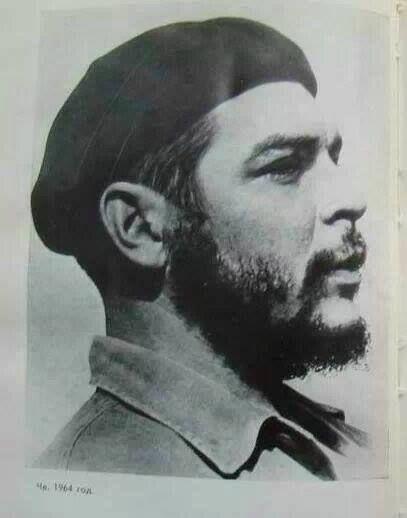 """miriamelizabethworld: """"★ Comandante Che Guevara ★ """" #cheguevara"""