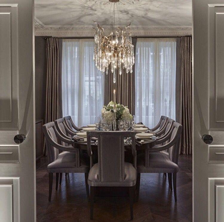 Kitchen Dining Room Interior Design: Diningroom // Laura Hammett