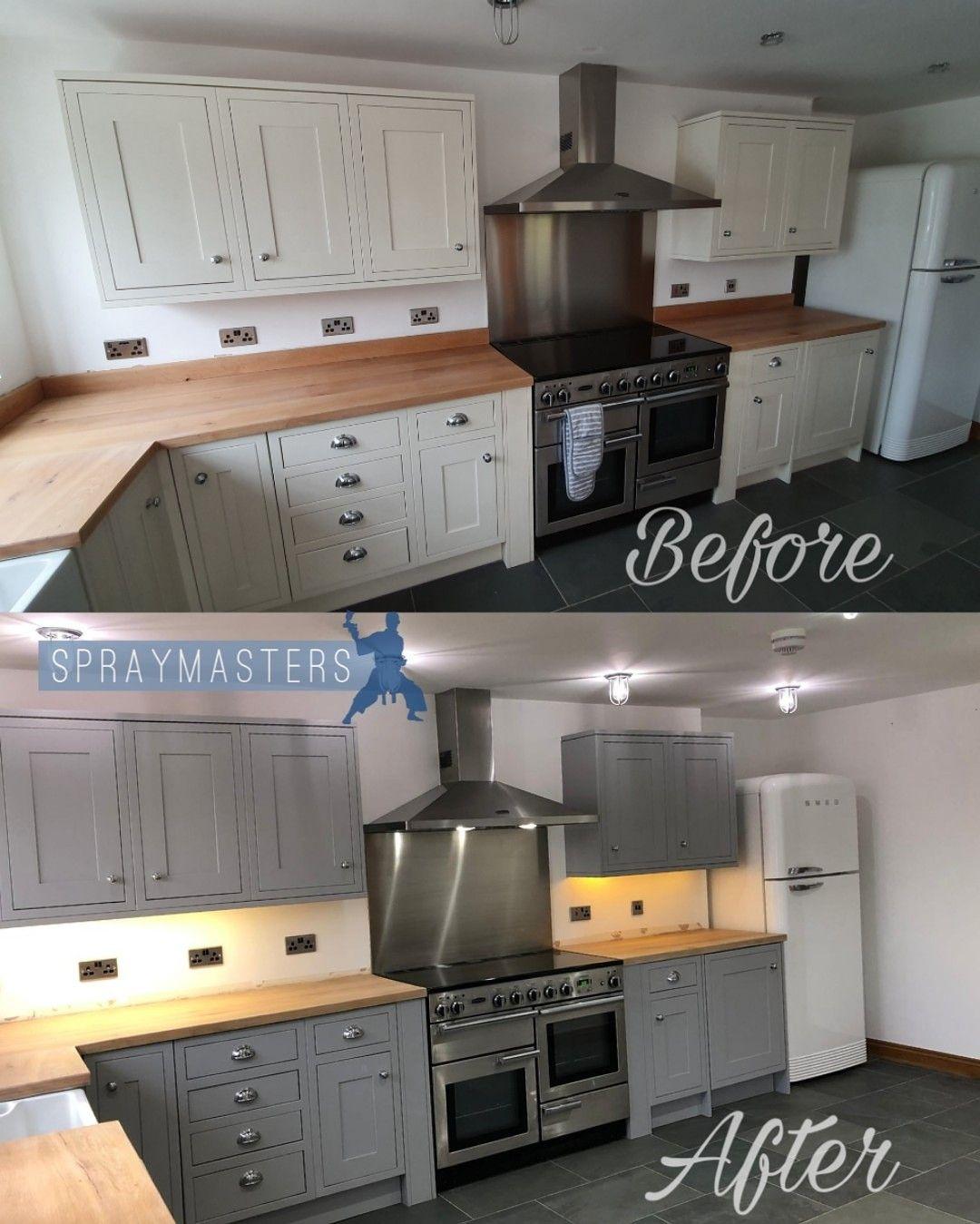 Kitchen Cabinet Spraying Upcycled Kitchen Cabinets Upcycle Kitchen Kitchen Cabinets
