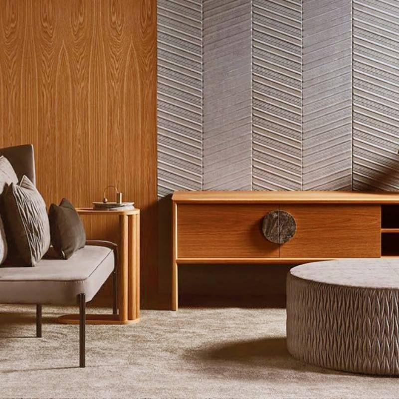 Spectra Parquet, 3D wall covering by Arte-international ...