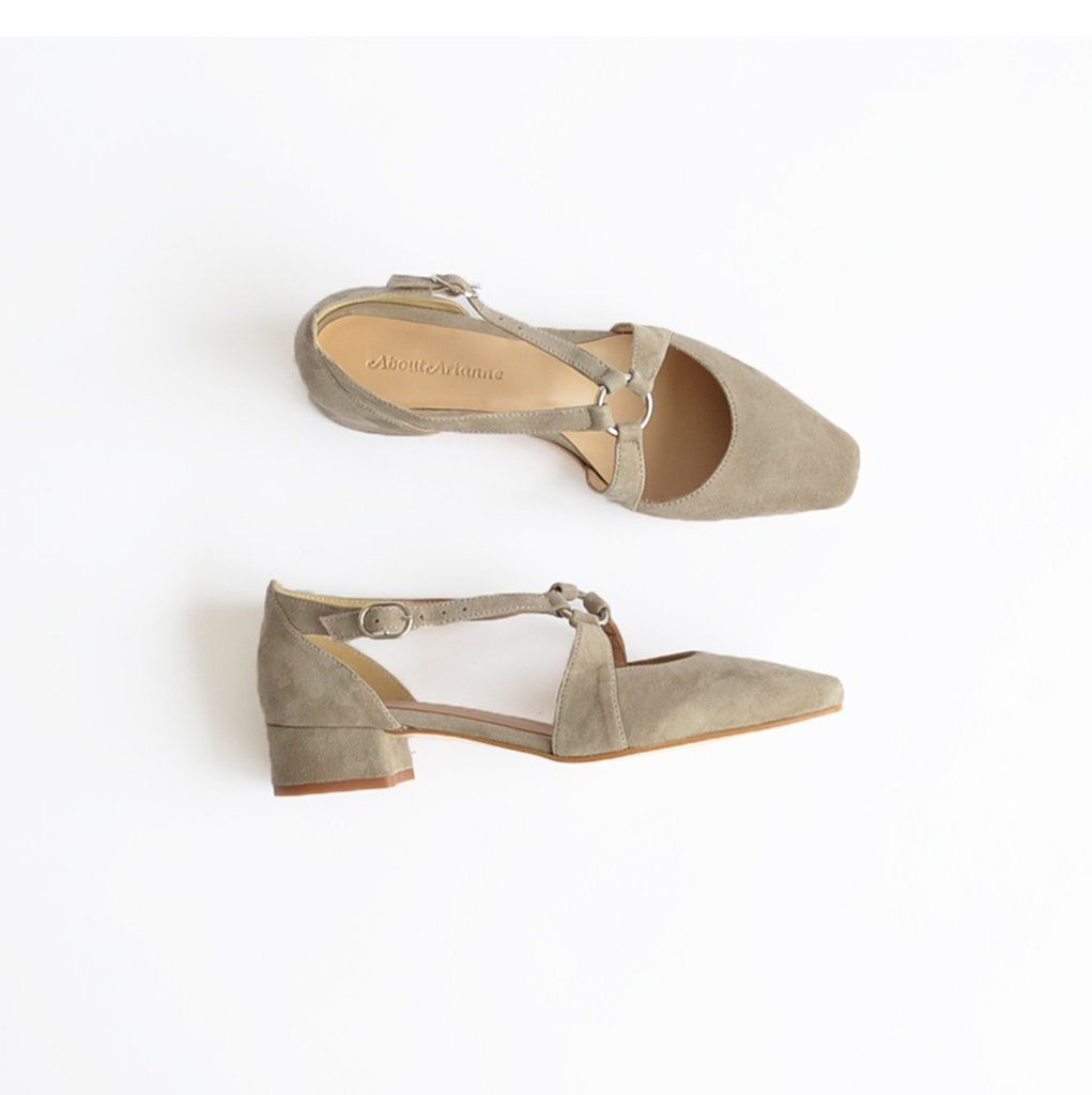 save off 508f3 412b2 About Arianne Coral Grey | Shoes | Fashion, Shoes, Heeled mules
