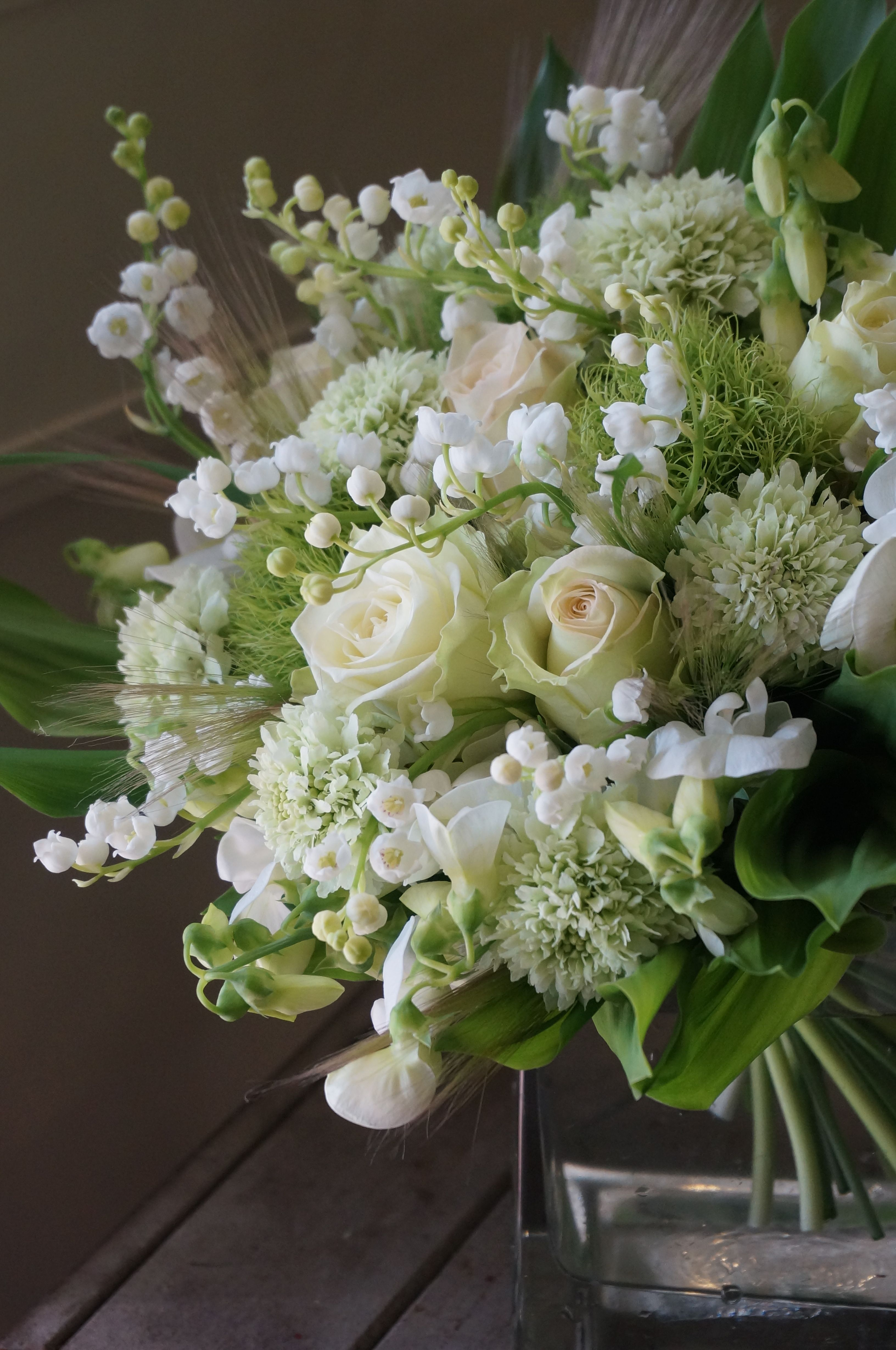 It's today: 1 st. of May, so want to send to all beautiful friends on this board created by our sweet friend ☼♪♥ DONNA ♥♪☼, a bouquet of white Roses and Lily of the Valley with a little song. Wishing you all a wonderful month of May with Love and Happiness ☼☺♪♥ :)  https://www.youtube.com/watch?v=ca4Z2TrNHQQ