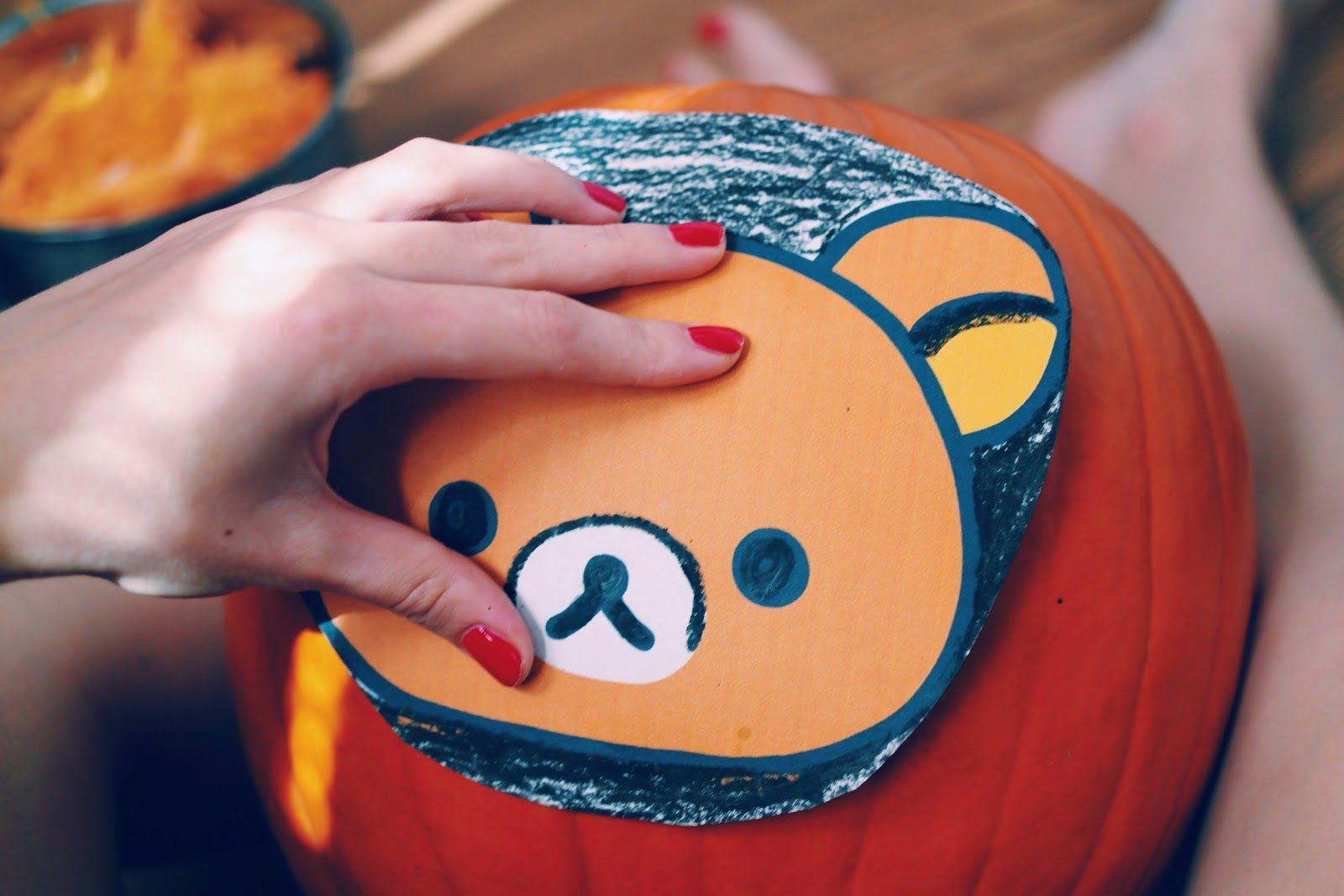 The Kawaii Planet : Kawaii Fashion Blog: Rilakkuma Pumpkin 2014