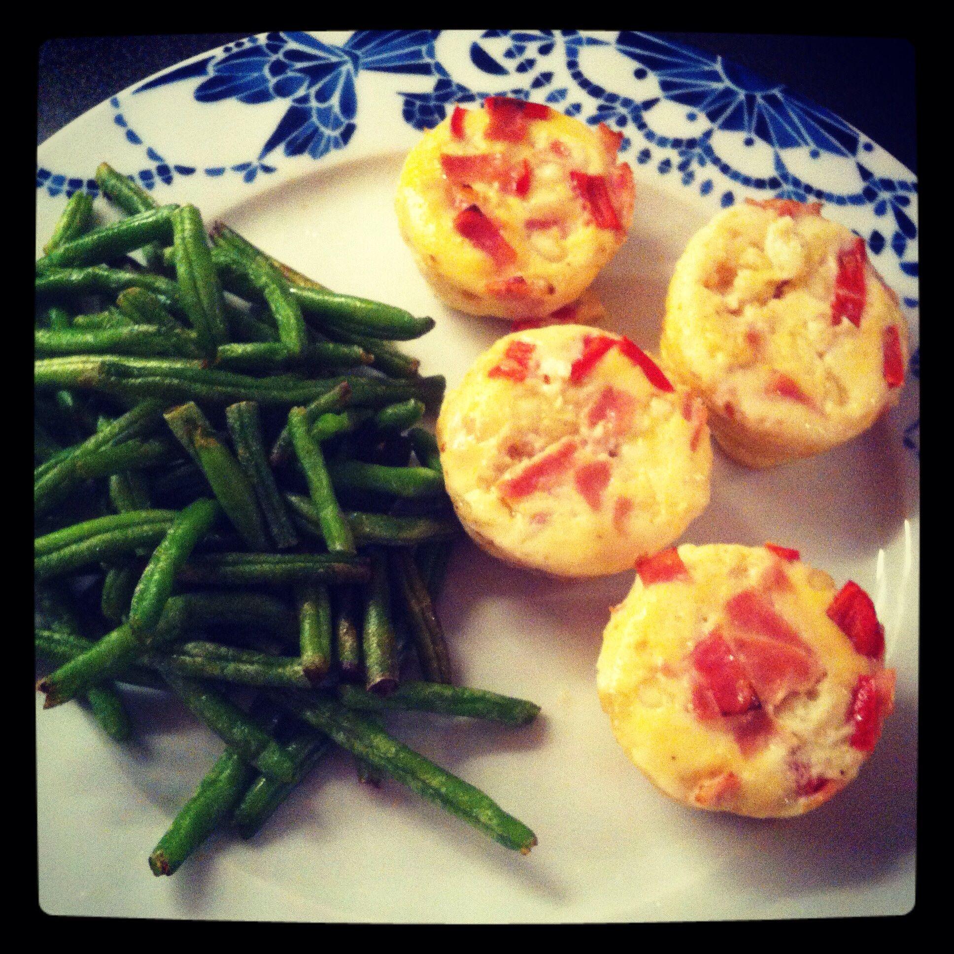 mad med højt kalorieindhold