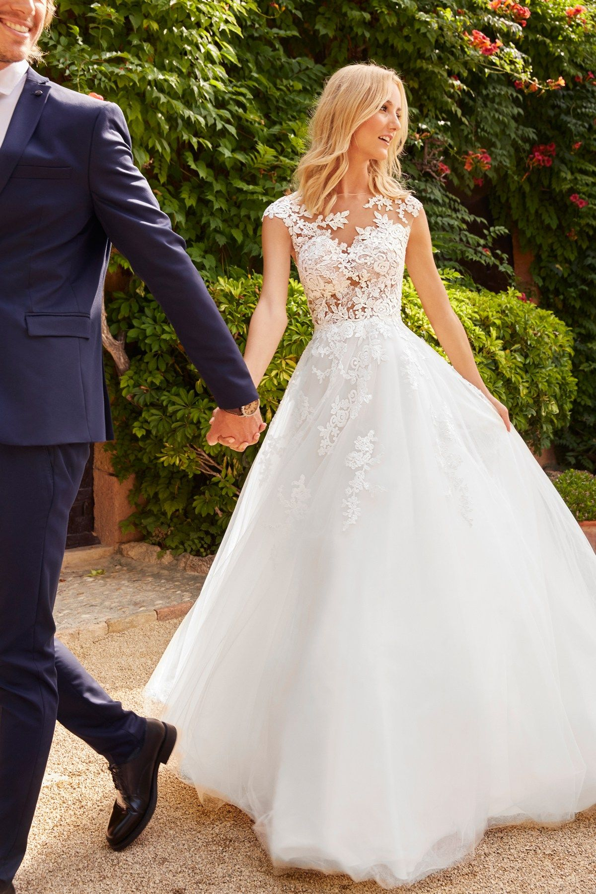 Photo of Fresh & Modern Bridalwear – Introducing White One Collection By St. Patrick | Love My Dress® UK Wedding Blog + Wedding Directory