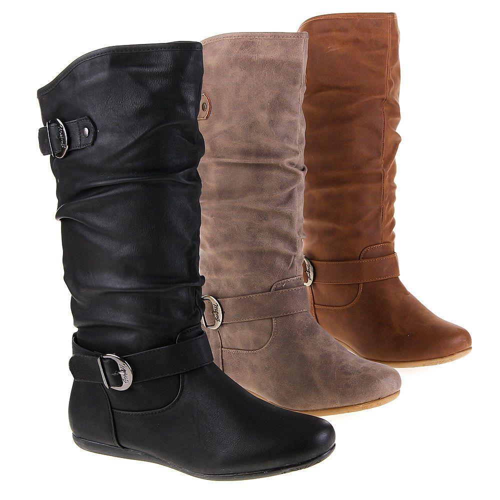 Stiefel Luxus Schuhe Schnalle Designer Mit Neu Boots Damen 80wnXNOkP