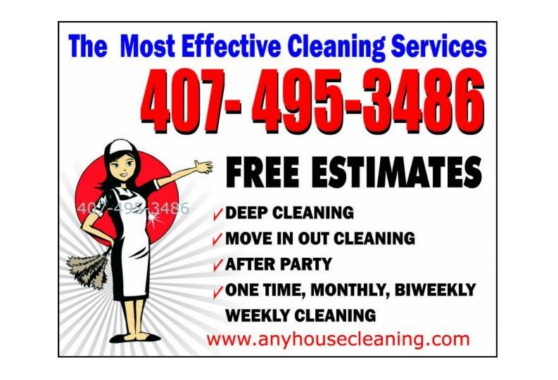 Residential Cleaning Flyers   Bing Images